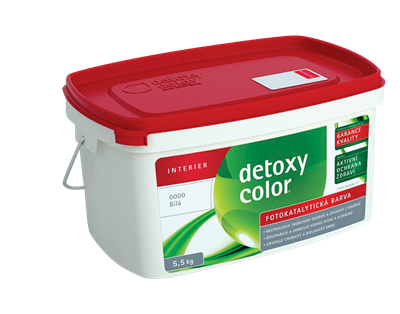 Detoxy Color interier 7,5 Kg